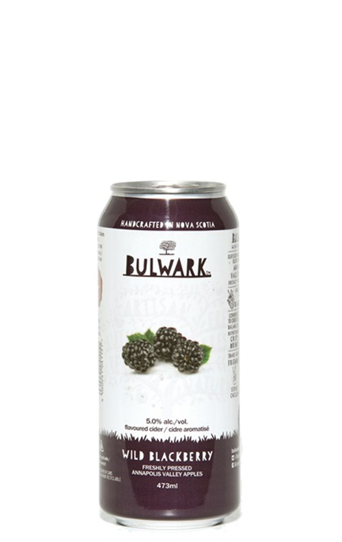 A product image for Bulwark Wild Blackberry 473ml