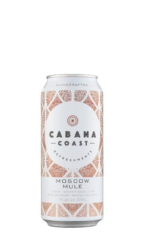 A product image for Cabana Coast Moscow Mule