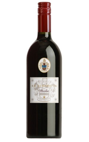 This is an image of Ca' Lunghetta Merlot