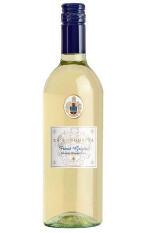 A product image for Ca' Lunghetta Pinot Grigio 1L