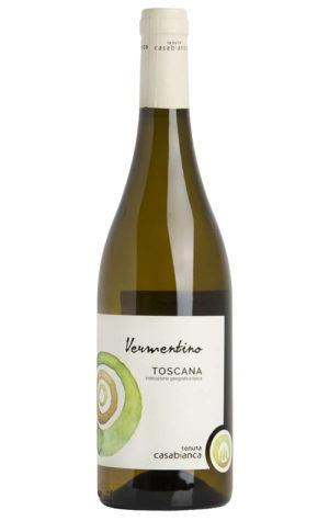A product image for Casabianca Toscana Vermentino