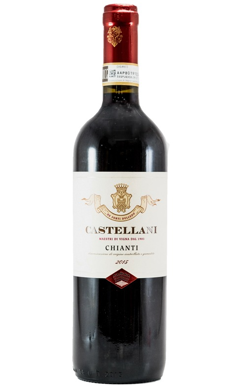 This is an image of Castellani Chianti