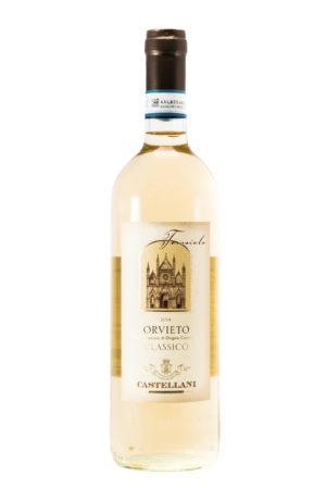 A product image for Tomaiolo Orvieto Classico