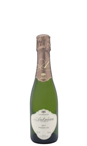 This is an image of Champagne Autreau Brut Cru 375