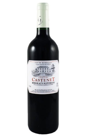This is an image of Château Castenet Bordeaux Superieur