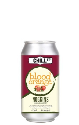 A product image for Chill St Blood Orange