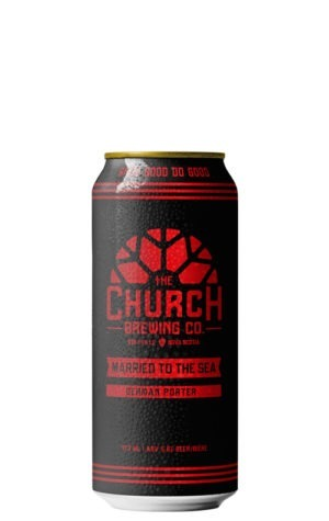 A product image for Church German Porter