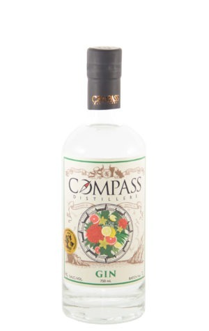 This is an image of Compass Gin