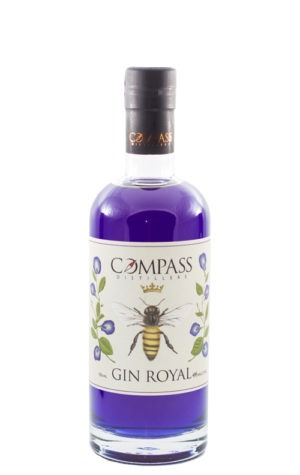 This is an image of Compass Gin Royal