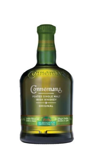 This is an image of Connemara Peated Single Malt