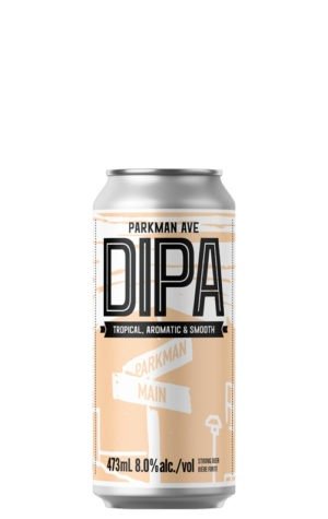 A product image for Copper Bottom Parkman Ave DIPA
