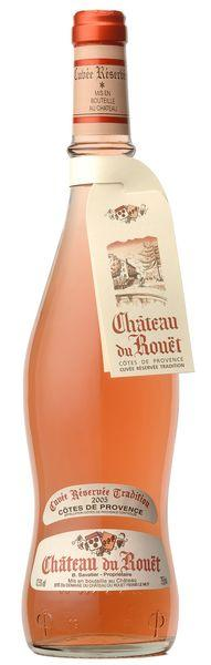 This is an image of Chateau du Rouet Rosé