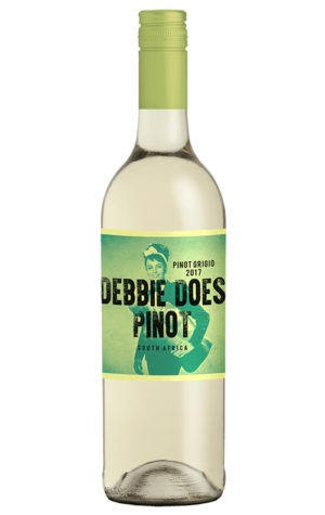 A product image for Debbie Does Pinot Grigio
