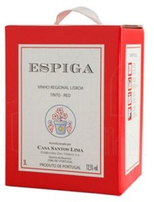 This is an image of Quinta da Espiga Red Box