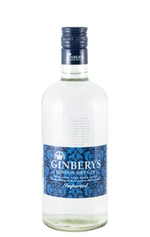 This is an image of Ginberys Gin