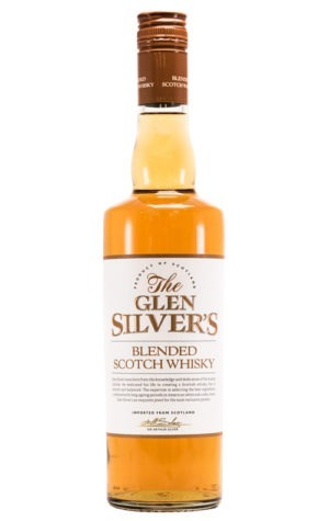 This is an image of Glen Silver's Blended