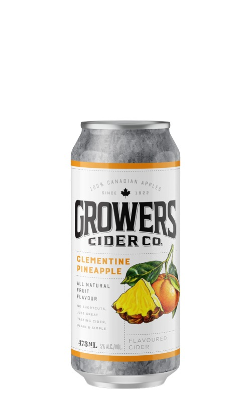 A product image for Growers Clementine Pineapple