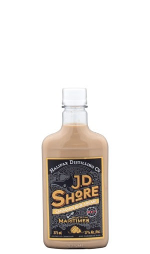 This is an image of JD Shore Rum Cream 375ml