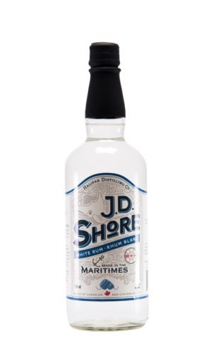 This is an image of JD Shore White Rum 750ml
