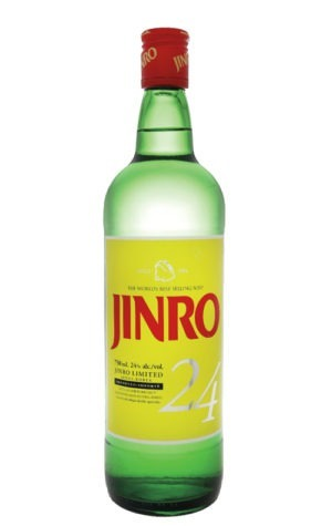 This is an image of Jinro 24