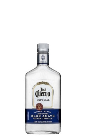This is an image of Jose Cuervo Esp. Silver 375ml