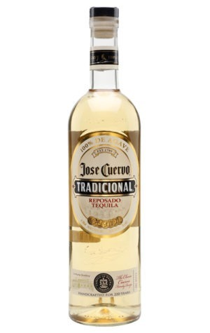 This is an image of Jose Cuervo Reposado