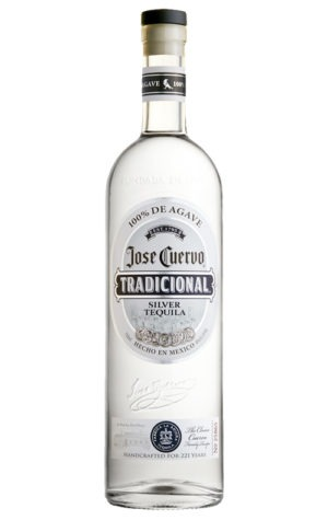 This is an image of Jose Cuervo Silver