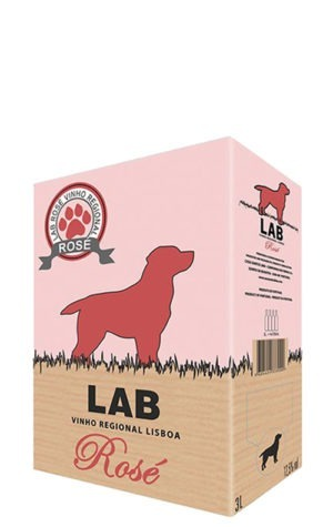 This is an image of Lab Rosé Box