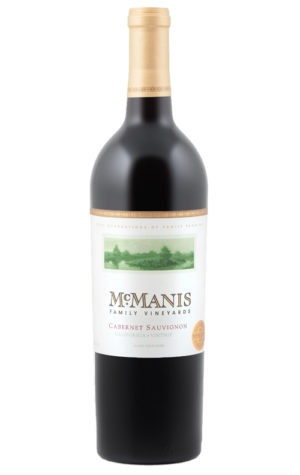 This is an image of McManis Cabernet Sauvignon