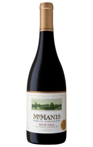 This is an image of McManis Petite Sirah