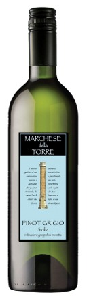 A product image for Marchese Pinot Grigio