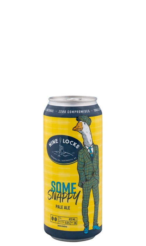A product image for Nine Locks Some Snappy Pale