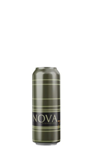 This is an image of Benjamin Bridge Nova 7 Can