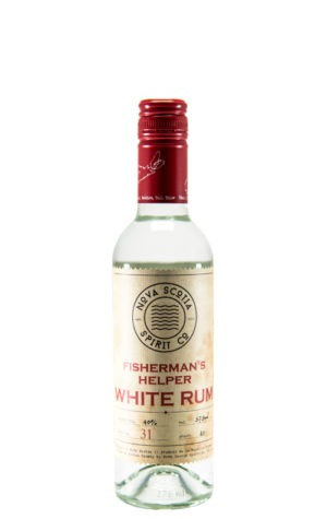 This is an image of NS Spirit White Rum 375ml