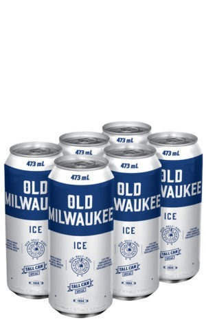 A product image for Old Milwaukee Ice 6x473ml