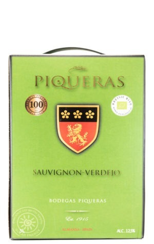 A product image for Piqueras White Box