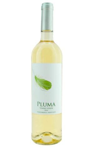 A product image for Pluma Vinho Verde