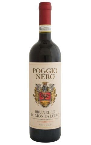 This is an image ofPoggio Nero Brunello Montalcin