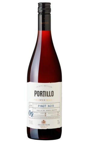 This is an image of Portillo Pinot Noir