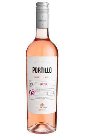 This is an image of Portillo Rosé