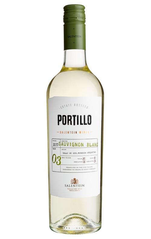 A product image for Portillo Sauvignon Blanc