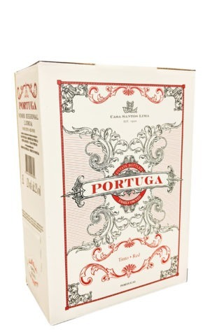 This is an image of Portuga Red Box