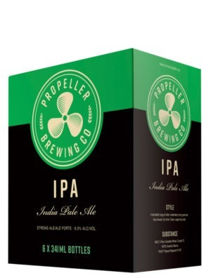 A product image for Propeller IPA 6x341ml