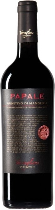 This is an image of Papale Primitivo di Manduria