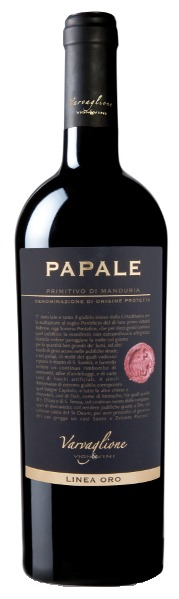This is an image of Papale Oro Primitivo