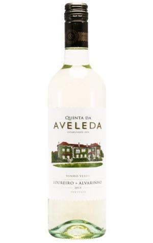 A product image for Quinta da Aveleda Vinho Verde