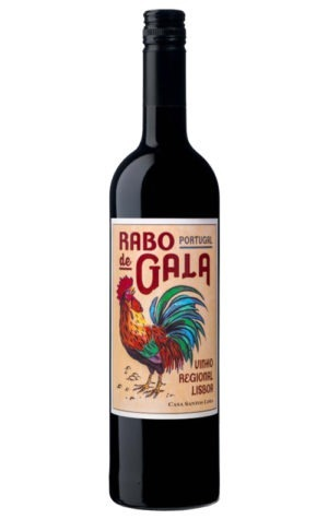 This is an image of Rabo de Gala Red