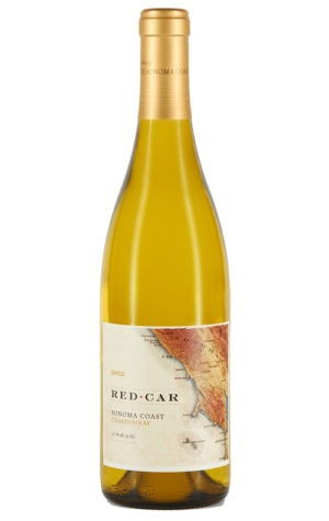 A product image for Red Car Sonoma Chardonnay