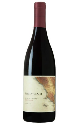 This is an image of Red Car Sonoma Pinot Noir