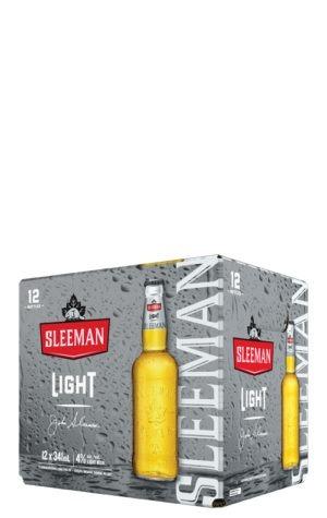 A product image for Sleeman Light 12pk